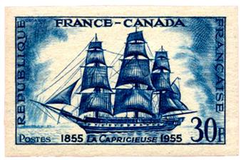 n°1035a** ND - Timbre FRANCE Poste