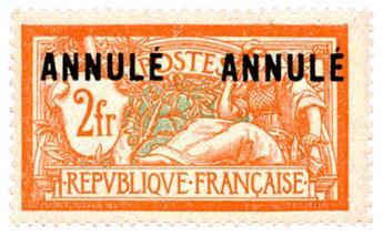 n°145-CI1* - Timbre FRANCE Cours D´Instruction