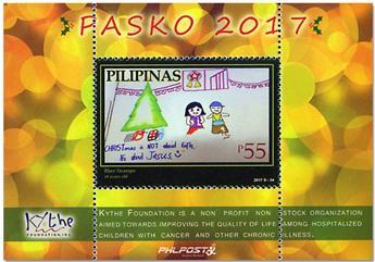 n° 384 - Timbre PHILIPPINES Blocs et feuillets