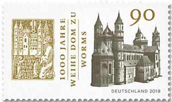 n° 3174 - Timbre ALLEMAGNE FEDERALE Poste