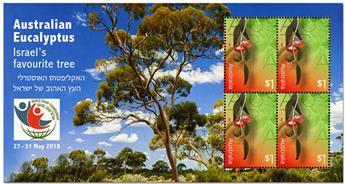 n° 254 - Timbre AUSTRALIE Blocs et feuillets