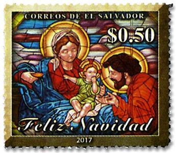 n° 1899 - Timbre SALVADOR Poste