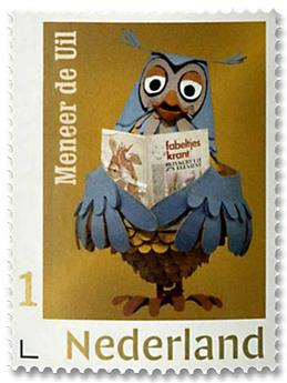 n° 3672 - Timbre PAYS-BAS Poste