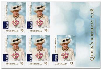 n° C4604 - Timbre AUSTRALIE Carnets