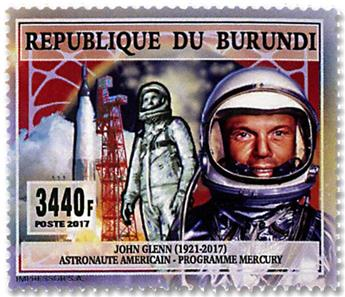 n° 2482 - Timbre BURUNDI Poste