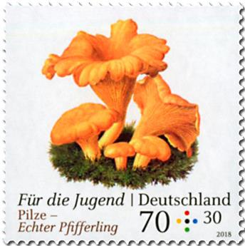 n° 3185/3187 - Timbre ALLEMAGNE FEDERALE Poste
