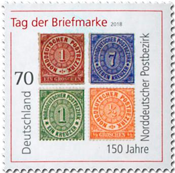 n° 3190 - Timbre ALLEMAGNE FEDERALE Poste