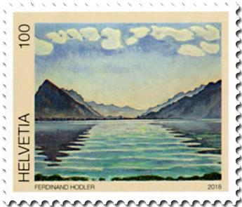 n° 2489 - Timbre SUISSE Poste
