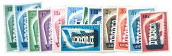 Europa : Année complète 1956*