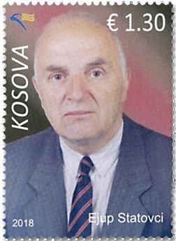 n° 295/296 - Timbre KOSOVO Poste