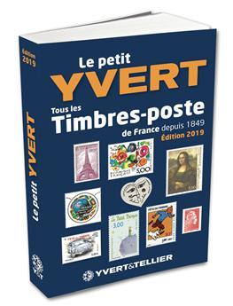 LE PETIT YVERT 2019 (Catalogue des Timbres de France au format de poche)