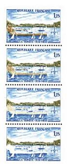 n°1585a** - Timbre France Poste