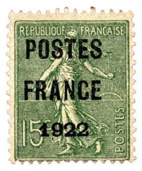 n°37(*) - Timbre France Préoblitérés