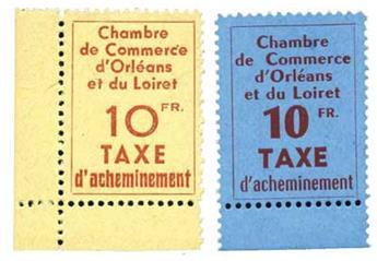 n°2/3* - Timbre France Grève