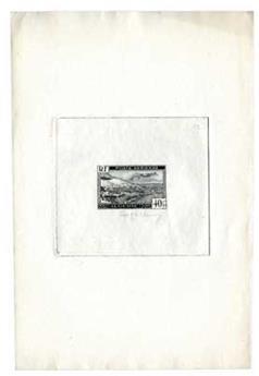 n°6 - Timbre Algérie Poste aérienne