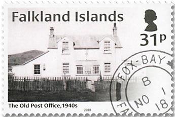 n° 1296/1299 - Timbre FALKLAND Poste