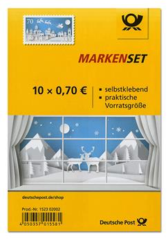 n° C3199 - Timbre ALLEMAGNE FEDERALE Carnets
