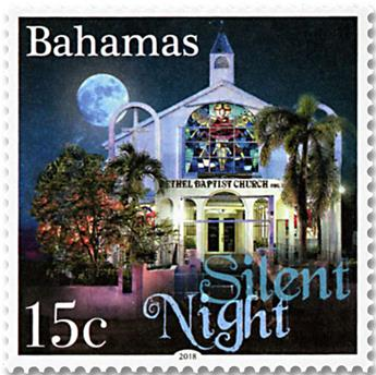 n° 1565/1568 - Timbre BAHAMAS Poste