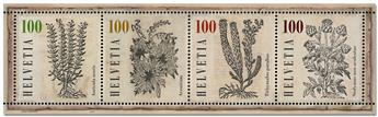 n° 2497/2500 - Timbre SUISSE Poste
