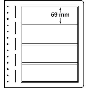 Feuilles LB 4 (x10) LEUCHTTURM