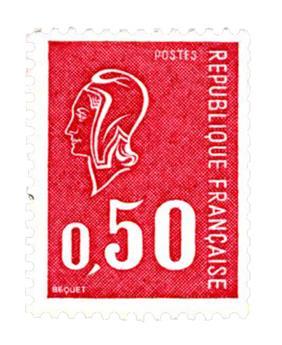 n.o 1664e -  Sello Francia Correos