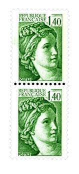 n° 2154a -  Selo França Correios