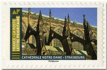 n° 1675a - Timbre France Autoadhésifs