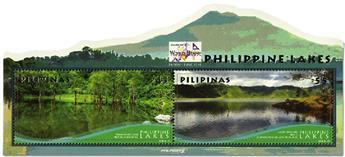n° 389A - Timbre PHILIPPINES Blocs et feuillets