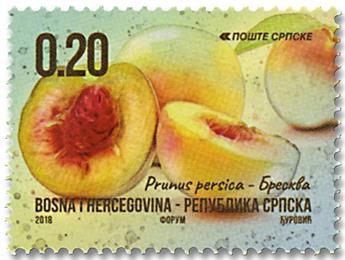 n° 704/705 - Timbre REPUBLIQUE SERBE (DE BOSNIE) Poste