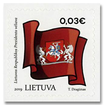 n° 1126/1128 - Timbre LITUANIE Poste