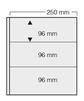 FEUILLE GARANT BLANC (x5) - SAFE® (Ref 723)
