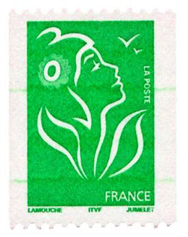 n°3742** - Timbre FRANCE Poste
