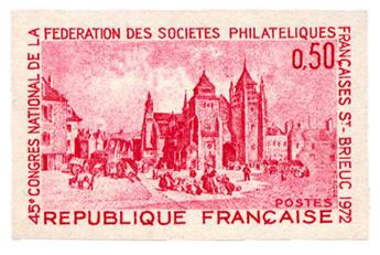 n°1718a** ND - Timbre FRANCE Poste