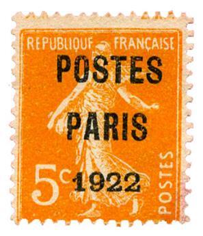 n°30(*) - Timbre FRANCE Preoblitérés