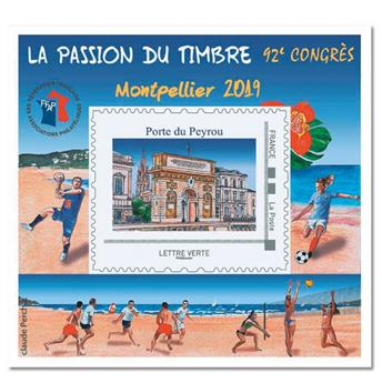 n° 16 - Timbres France FFAP