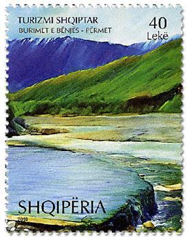 n° 3251/3252 - Timbre ALBANIE Poste