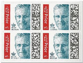 n° C4813 - Timbre BELGIQUE Carnets