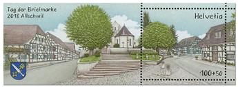 n° 2507 - Timbre SUISSE Poste
