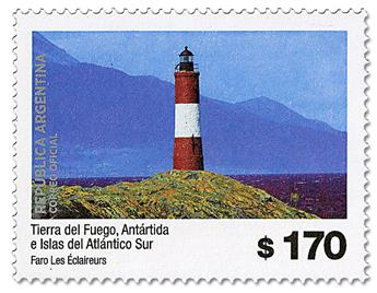 n° 3184/3185 - Timbre ARGENTINE Poste