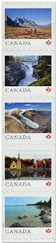 n° 3575/3579 - Timbre CANADA Poste