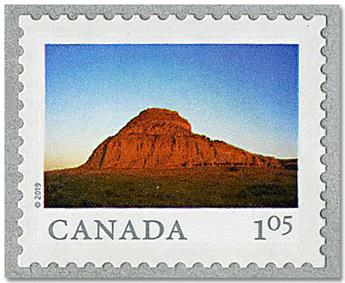 n° 3580 - Timbre CANADA Poste
