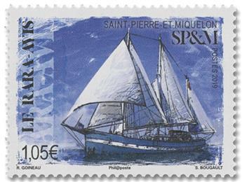 n° 1219 - Timbre Saint-Pierre et Miquelon Poste