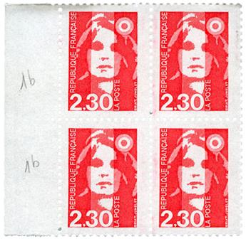 n°2614** - Timbre FRANCE Poste