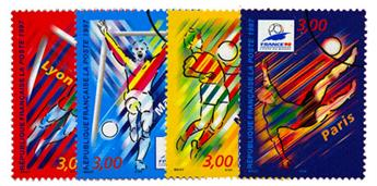 n°3074/3077** - Timbre FRANCE Poste