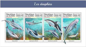 n° 9300/9303 - Timbre GUINÉE Poste