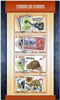 n° 7721/7724 - Timbre SIERRA LEONE Poste