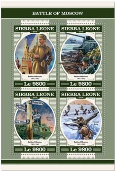 n° 7805/7808 - Timbre SIERRA LEONE Poste