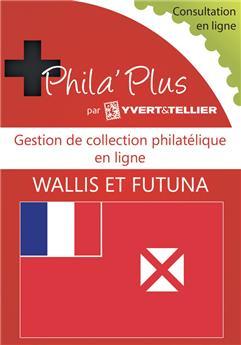 PHILA´Plus en ligne : Wallis et Futuna (12 mois)