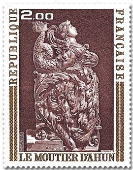 n° 1743 -  Selo França Correios
