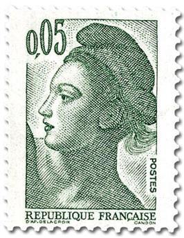 n° 2178 -  Selo França Correios